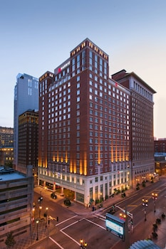 Hotel - Marriott St. Louis Grand