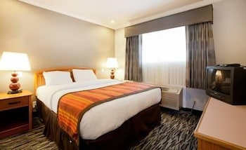 Room, 1 Queen Bed, Accessible (Roll in Shower)