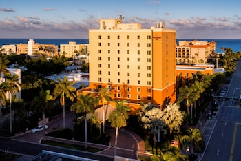 德拉海灘萬豪居家旅館 Residence Inn by Marriott Delray Beach