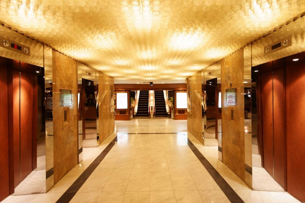 バンコク パレス ホテル