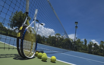 Cholchan Pattaya Beach Resort - Tennis Court  - #0