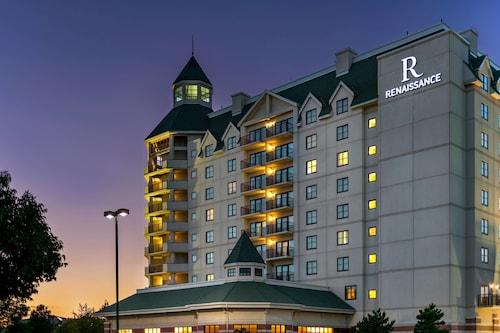 . Renaissance Tulsa Hotel & Convention Center