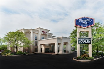Hotel - Hampton Inn Shrewsbury