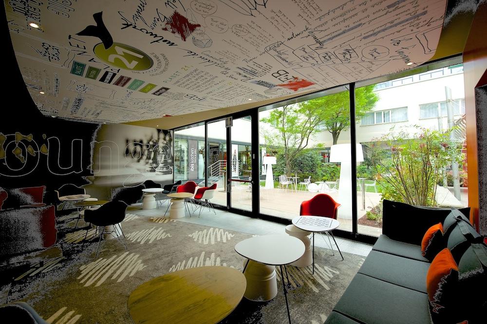 이비스 밀라노 센트로(ibis Milano Centro) Hotel Image 1 - Lobby Sitting Area
