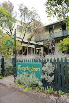 Hotel - Magnolia Court Boutique Hotel Melbourne