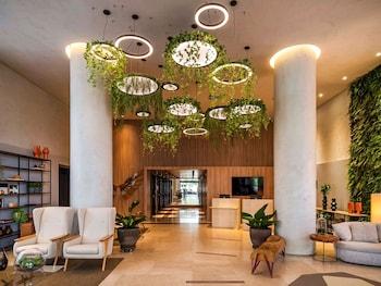 聖保羅伊泰恩比比美爵飯店 - 前首都飯店 Grand Mercure SP Itaim Bibi - Ex The Capital