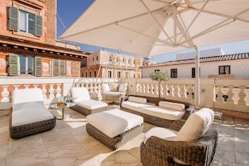 Room, 1 King Bed, Terrace (Prestige)