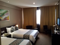 Family Room - 1 Double Bed and 1 Single Bed