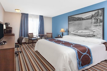 Room, 1 King Bed, Microwave