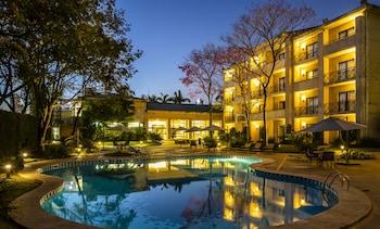 瓜魯柳斯帕娜貝飯店 Hotel Panamby Guarulhos