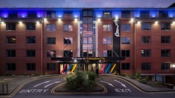 Roomzzz Nottingham City