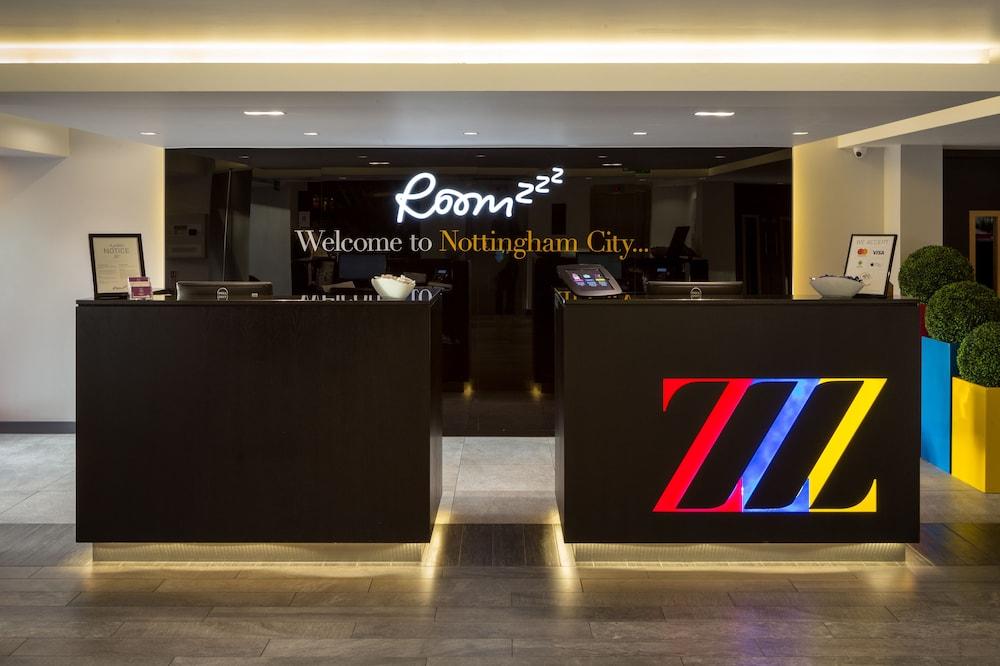 Roomzzz Nottingham City