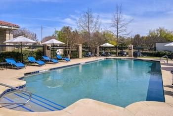 遺產公園弗里斯科歡朋套房飯店 Hampton Inn & Suites Legacy Park-Frisco
