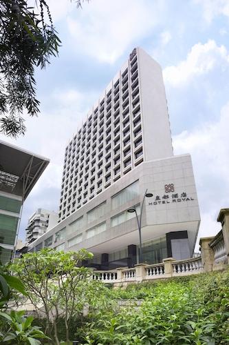 Hotel Royal Macau, São Lázaro