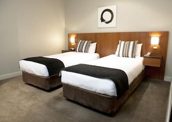 Süit, 2 Yatak Odası (queen/twin)