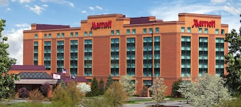 Pittsburgh Marriott North 17 8 Miles From Consol Energy Center