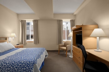 Guestroom at Days Inn by Wyndham Philadelphia Convention Center in Philadelphia