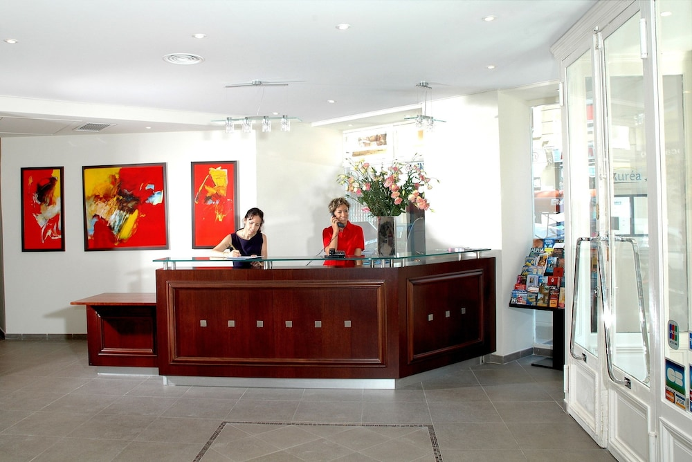 호텔 아주레아(Hotel Azurea) Hotel Image 6 - Reception