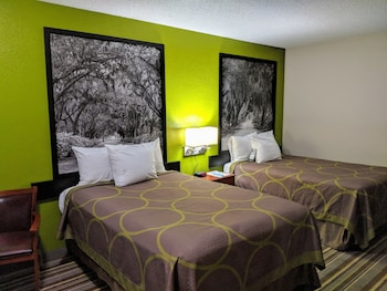 Room, 2 Double Beds, Non Smoking (Second Floor)