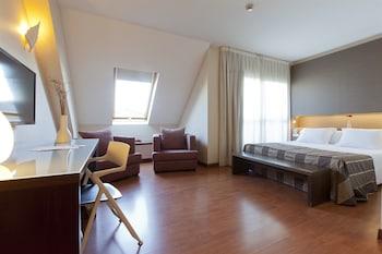 Deluxe Tek Büyük Yataklı Oda, Jakuzi