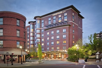 Hotel - Courtyard by Marriott Boston Brookline