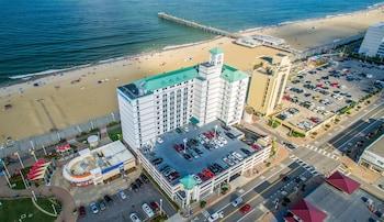Aerial View at Boardwalk by Diamond Resorts in Virginia Beach