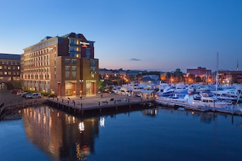 Hotel - Residence Inn by Marriott Boston Harbor on Tudor Wharf