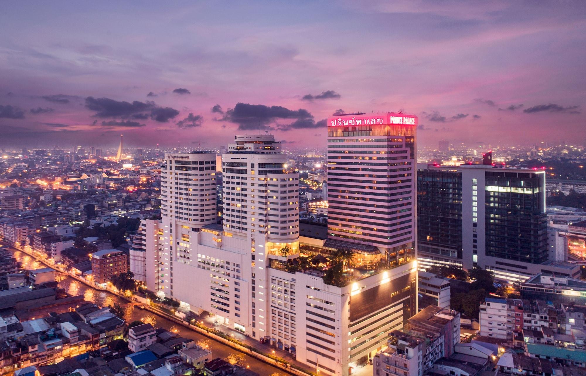 Prince Palace Hotel, Pom Pram Sattru