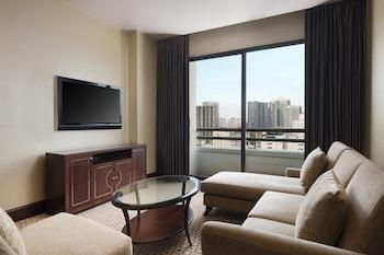 Grand Süit, 1 Yatak Odası, Sigara İçilmez, Kule