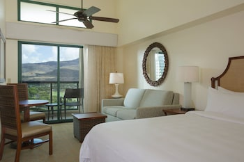 Oda, 1 En Büyük (king) Boy Yatak, Balkon, Okyanus Manzaralı
