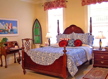Luxury Room, 1 Queen Bed, Ensuite