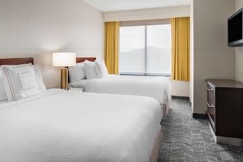 Guestroom at SpringHill Suites by Marriott San Diego-Scripps Poway in San Diego