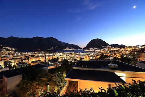 Villa Sassa Hotel, Residence & Spa, Lugano