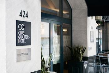 Hotel - Club Quarters Hotel in San Francisco