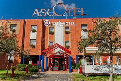 . The Originals City, Hôtel Ascotel, Lille Est Grand Stade (Inter-Hotel)