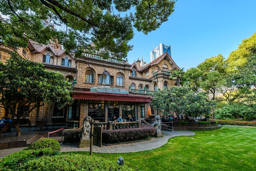 モラー ヴィラ ホテル 上海 (上海衡山馬勒別墅飯店)