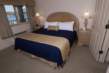 Standard Room, 1 King Bed with Sofa bed, Park View