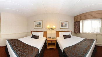 Double Room, 2 Double Beds, Exterior