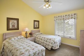 Guestroom at Kingston Plantation Condos in Myrtle Beach