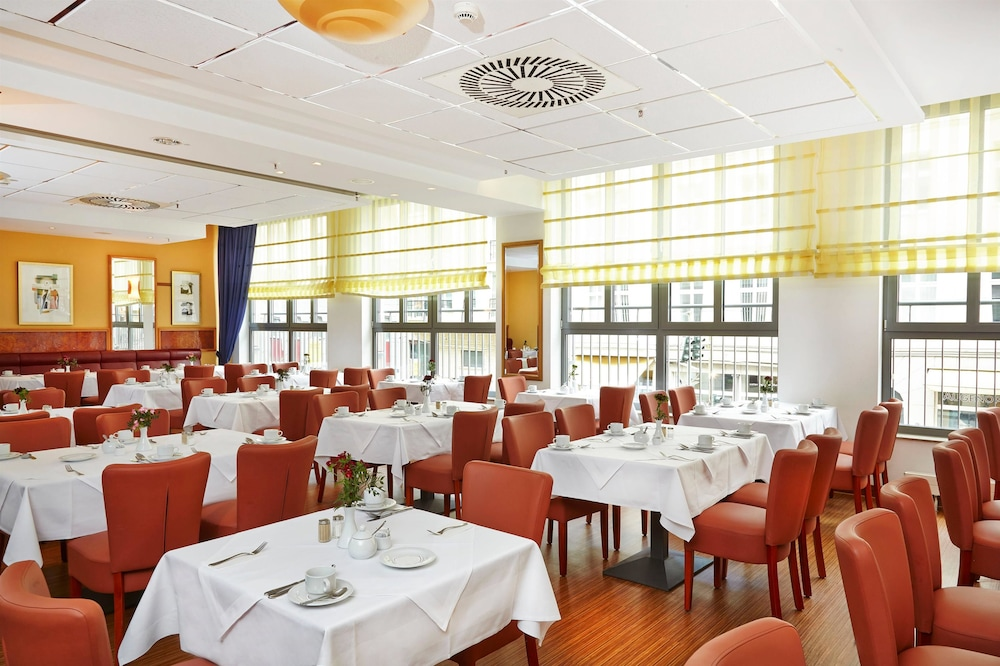 H+ 호텔 베를린 미테(H+ Hotel Berlin Mitte) Hotel Image 40 - Restaurant