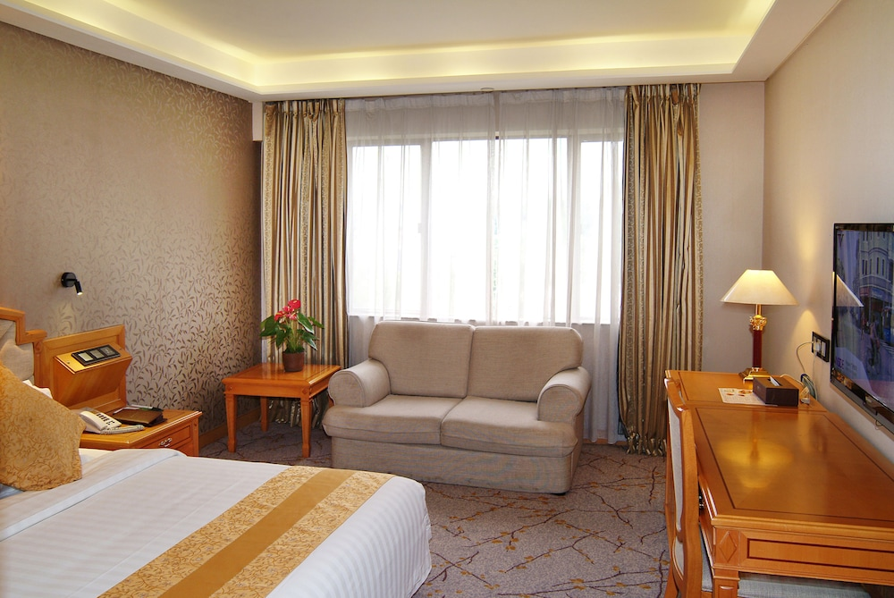 광둥 호텔(Guangdong Hotel) Hotel Image 17 - Living Room
