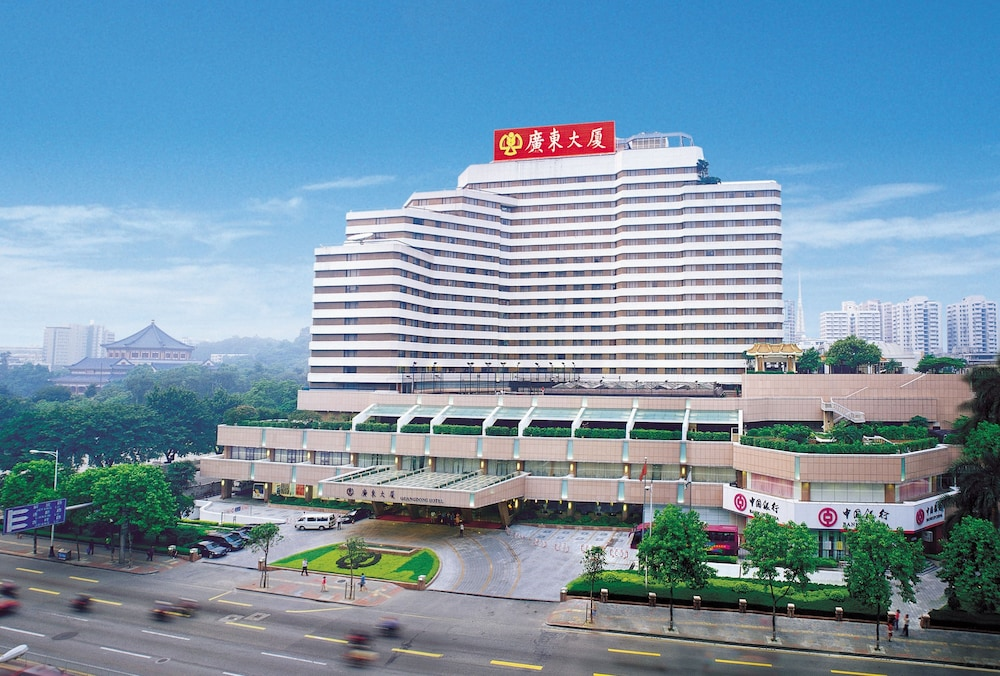 광둥 호텔(Guangdong Hotel) Hotel Image 53 - Exterior
