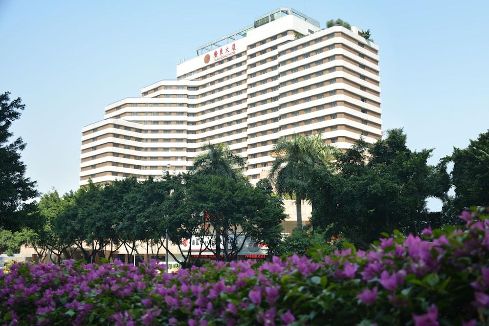 광둥 호텔(Guangdong Hotel) Hotel Image 52 - Terrace/Patio