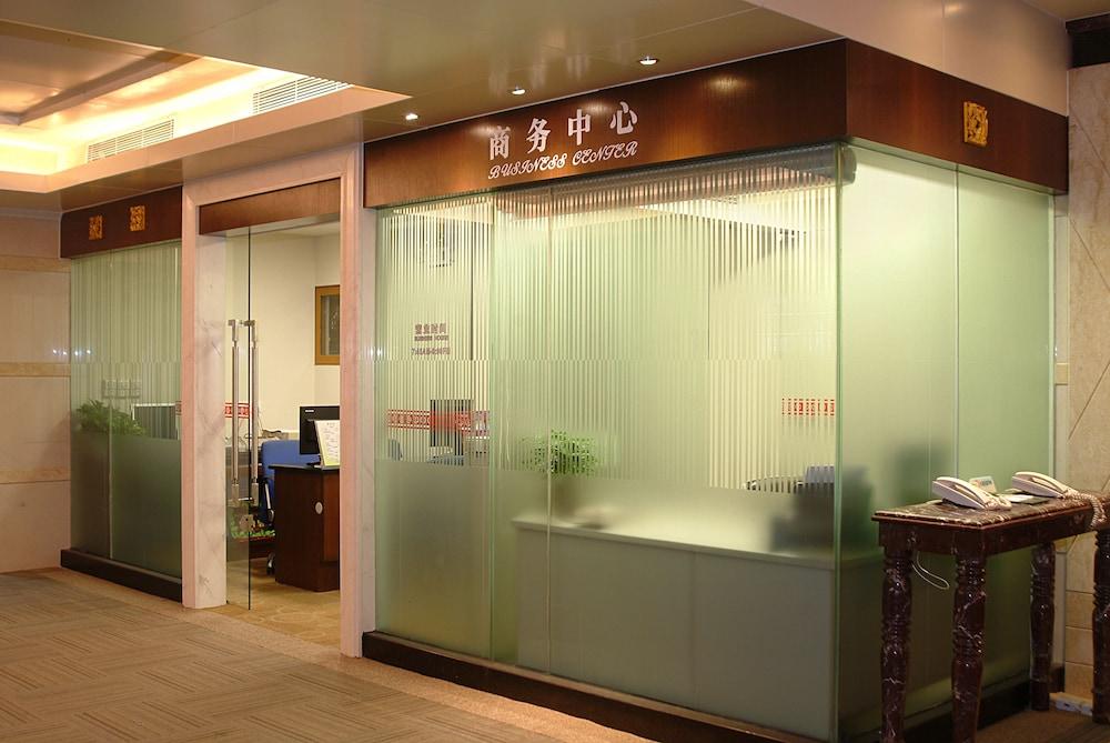 광둥 호텔(Guangdong Hotel) Hotel Image 49 - Business Center