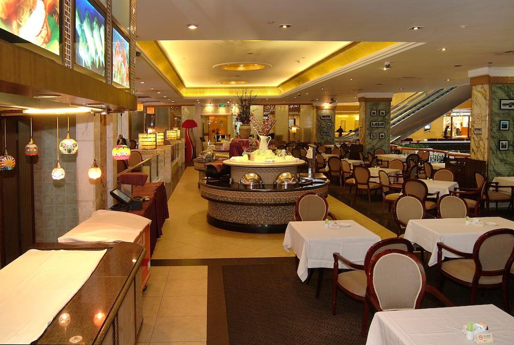 광둥 호텔(Guangdong Hotel) Hotel Image 46 - Hotel Lounge