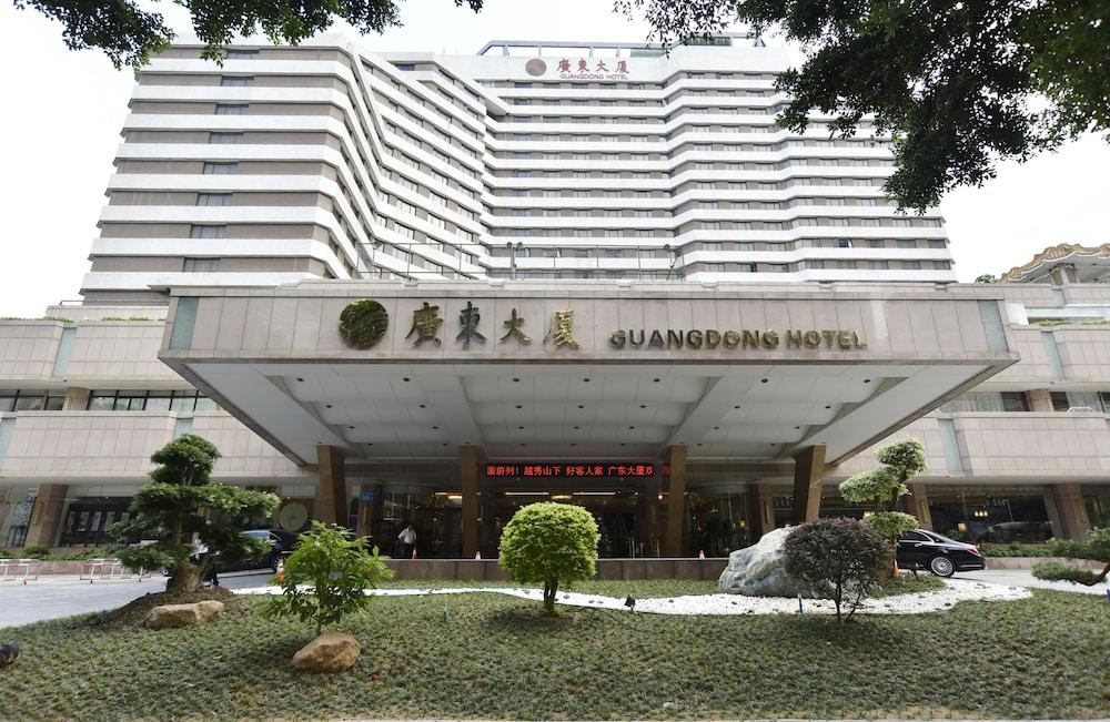 광둥 호텔(Guangdong Hotel) Hotel Image 51 - Garden