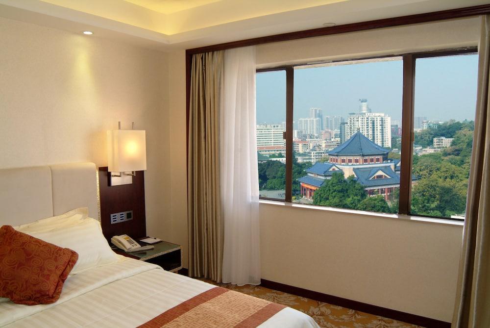 광둥 호텔(Guangdong Hotel) Hotel Image 25 - Guestroom View