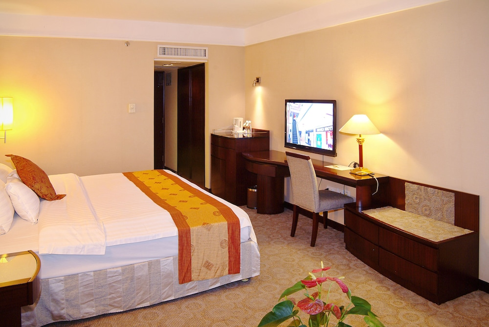광둥 호텔(Guangdong Hotel) Hotel Image 22 - Living Room