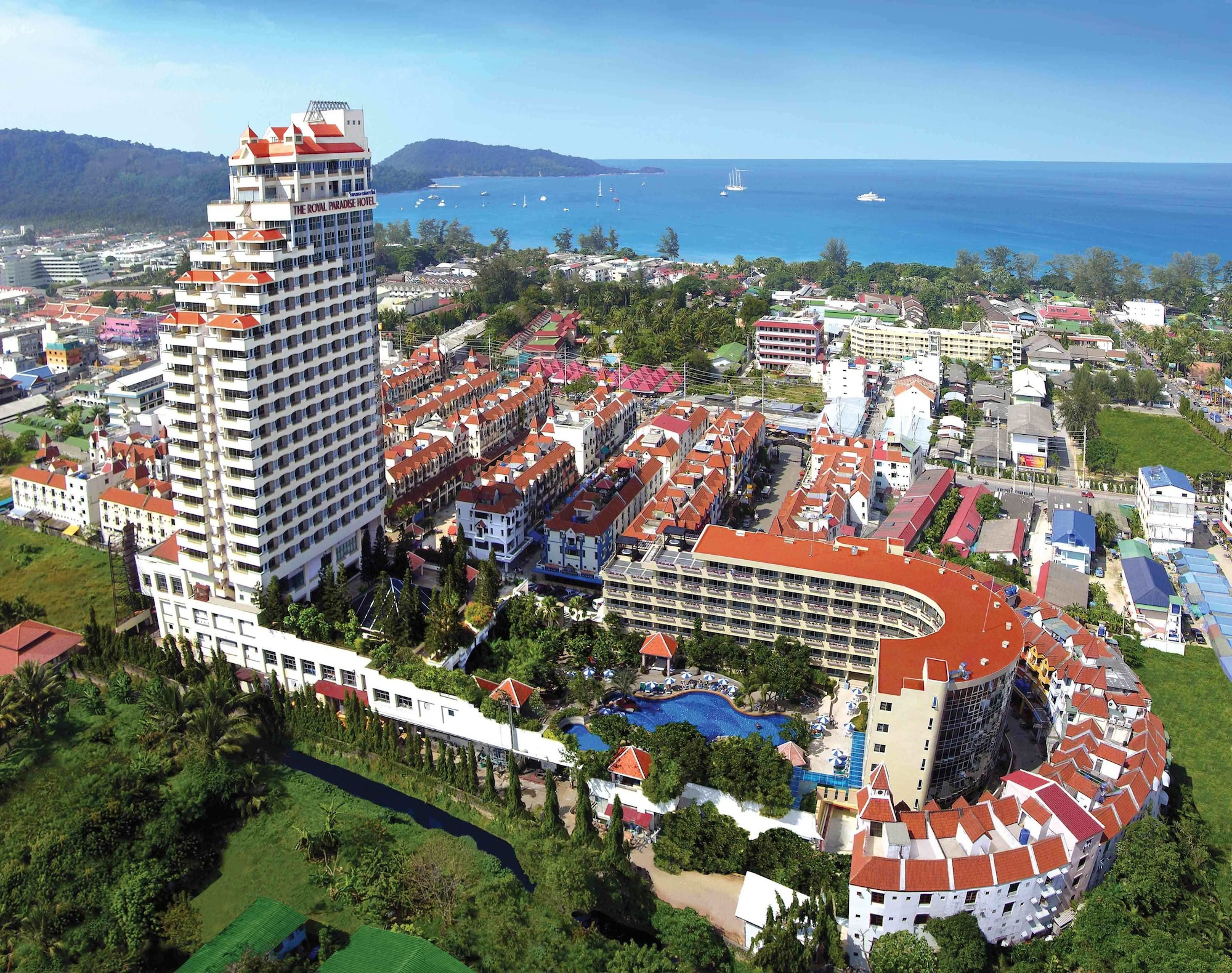 The Royal Paradise Hotel & Spa, Pulau Phuket