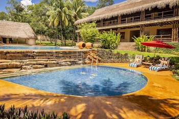 Hotel - The Lodge At Uxmal